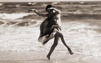 Danser en pleine nature